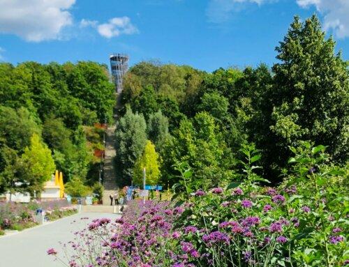 Umbau Cafe Flora im Sauerlandpark