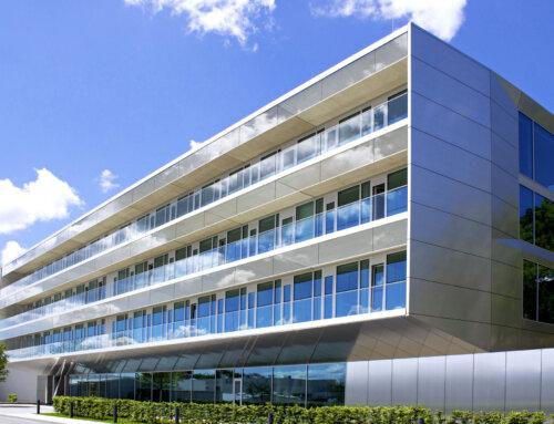 Verwaltungsgebäude MEDICE in Iserlohn