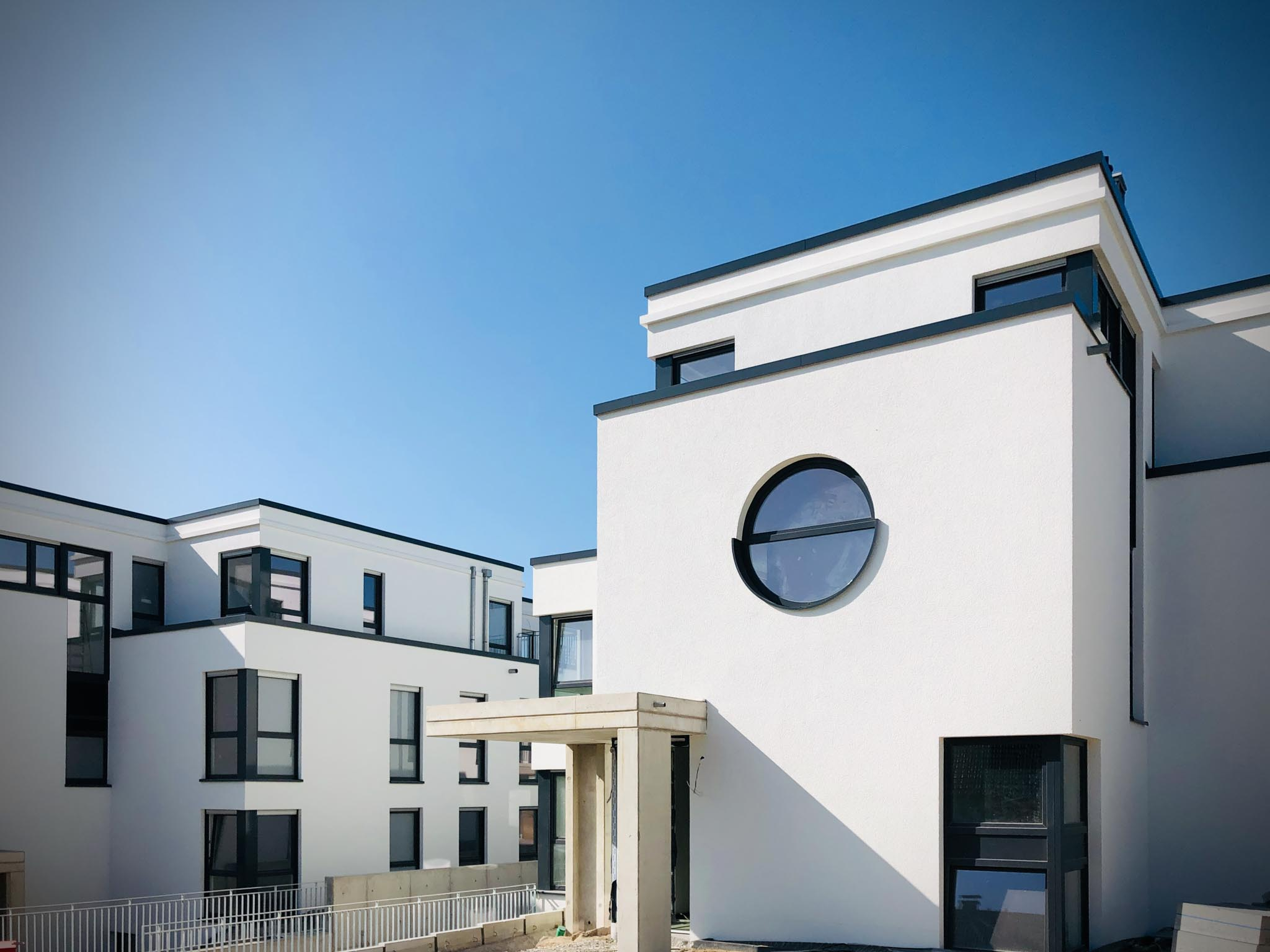 Neubau: Mehrfamilienhäuser in Essen