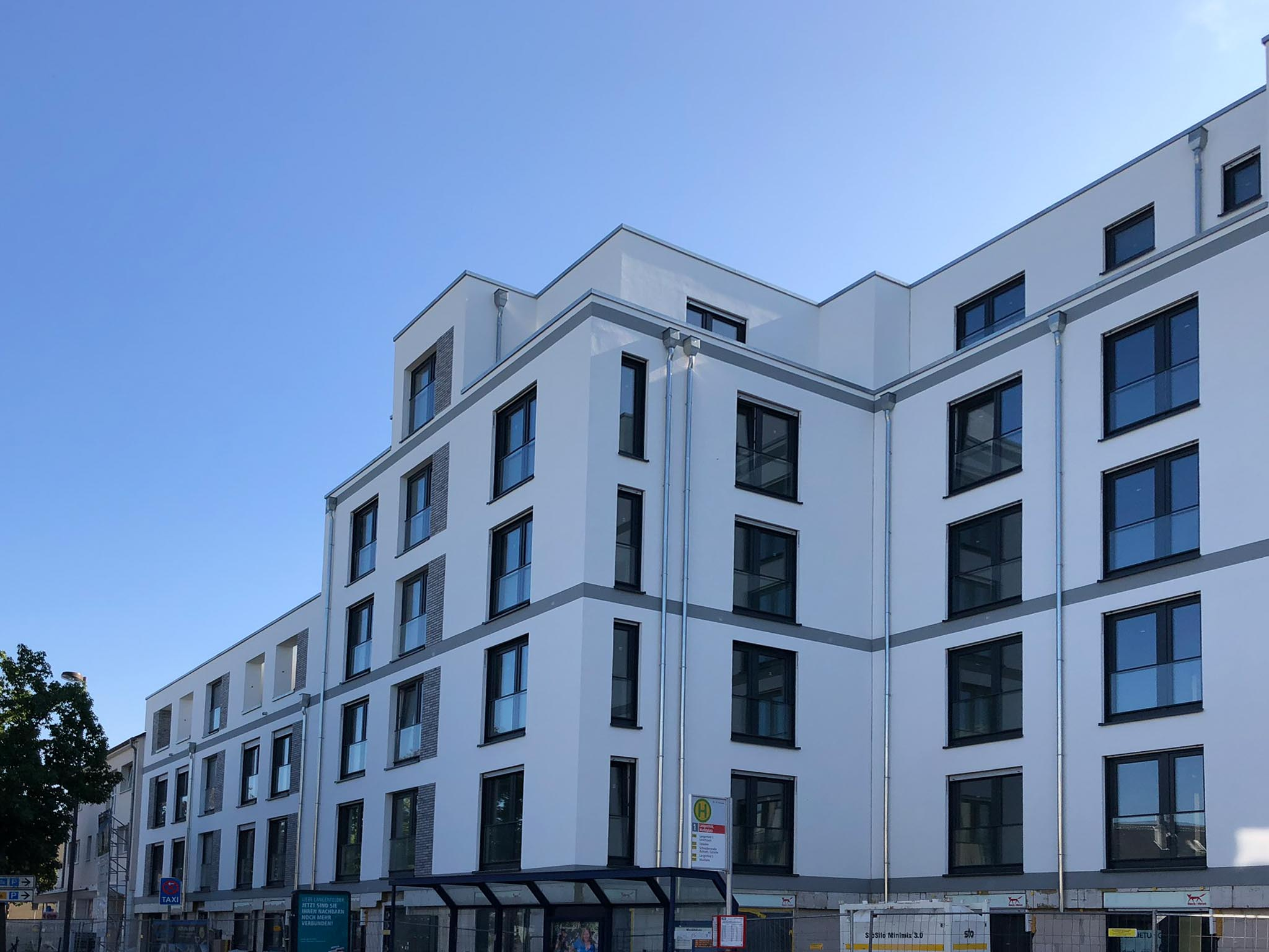 BaustellenUPDATE: Neubau Bachstraße Langenfeld