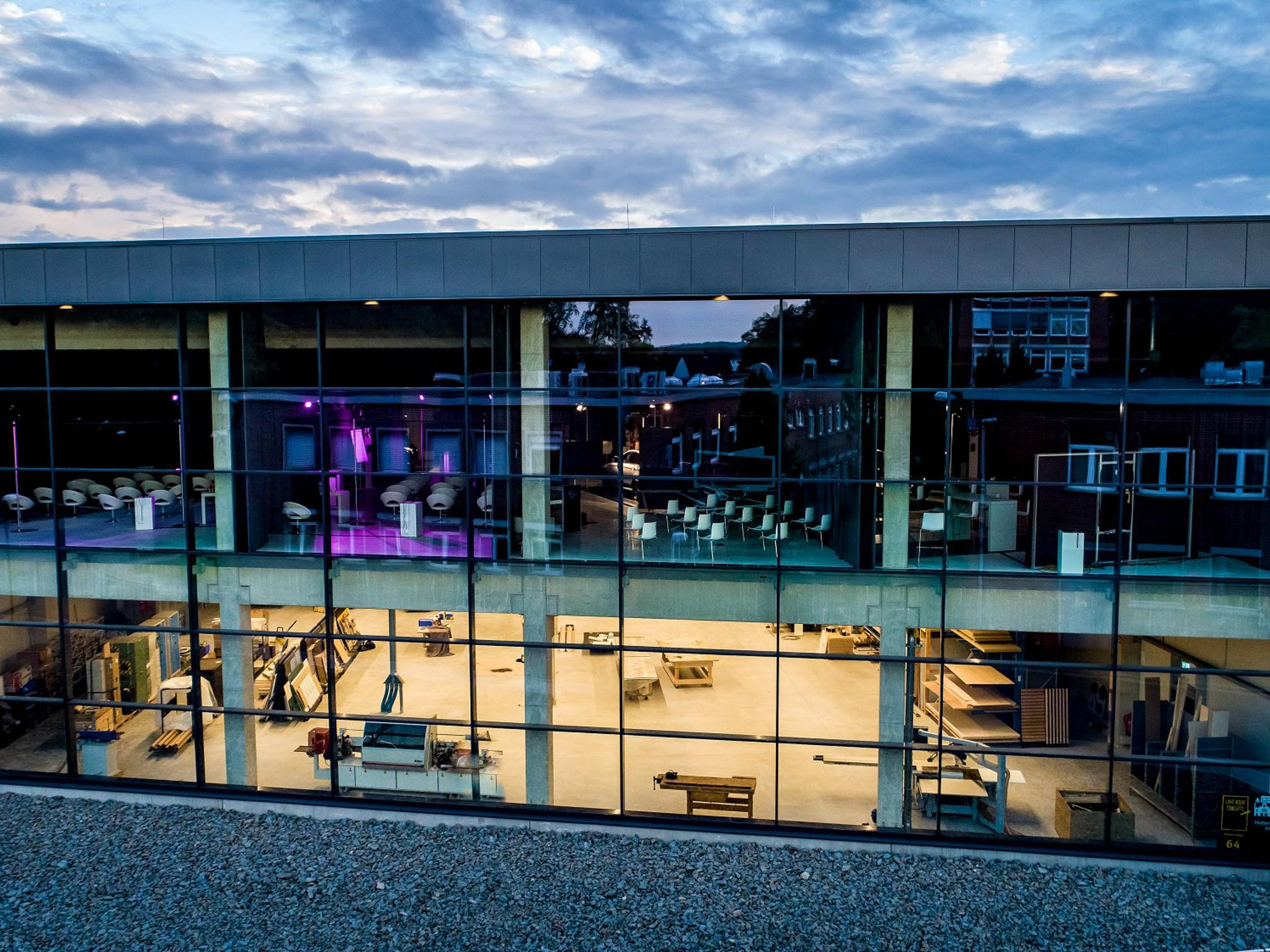 Gewerbebau: Bauprojekt Erlebnisreich Campus in Lünen