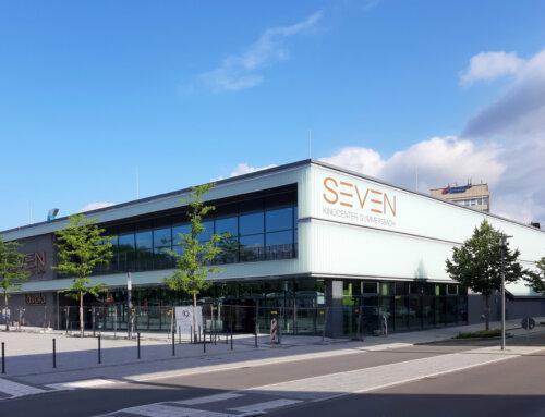 Neubau Kinocenter Seven in Gummersbach