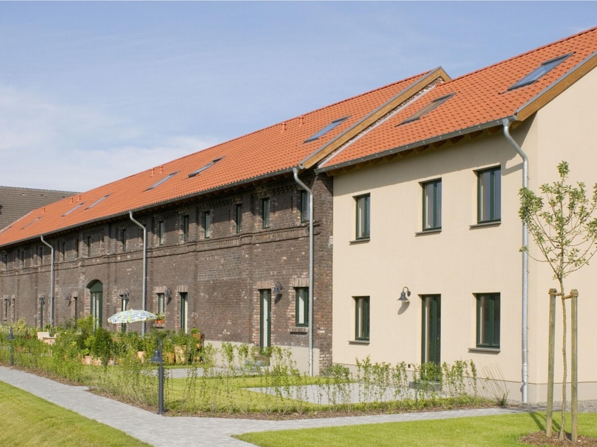 Erweiterung eines Wohnhauses