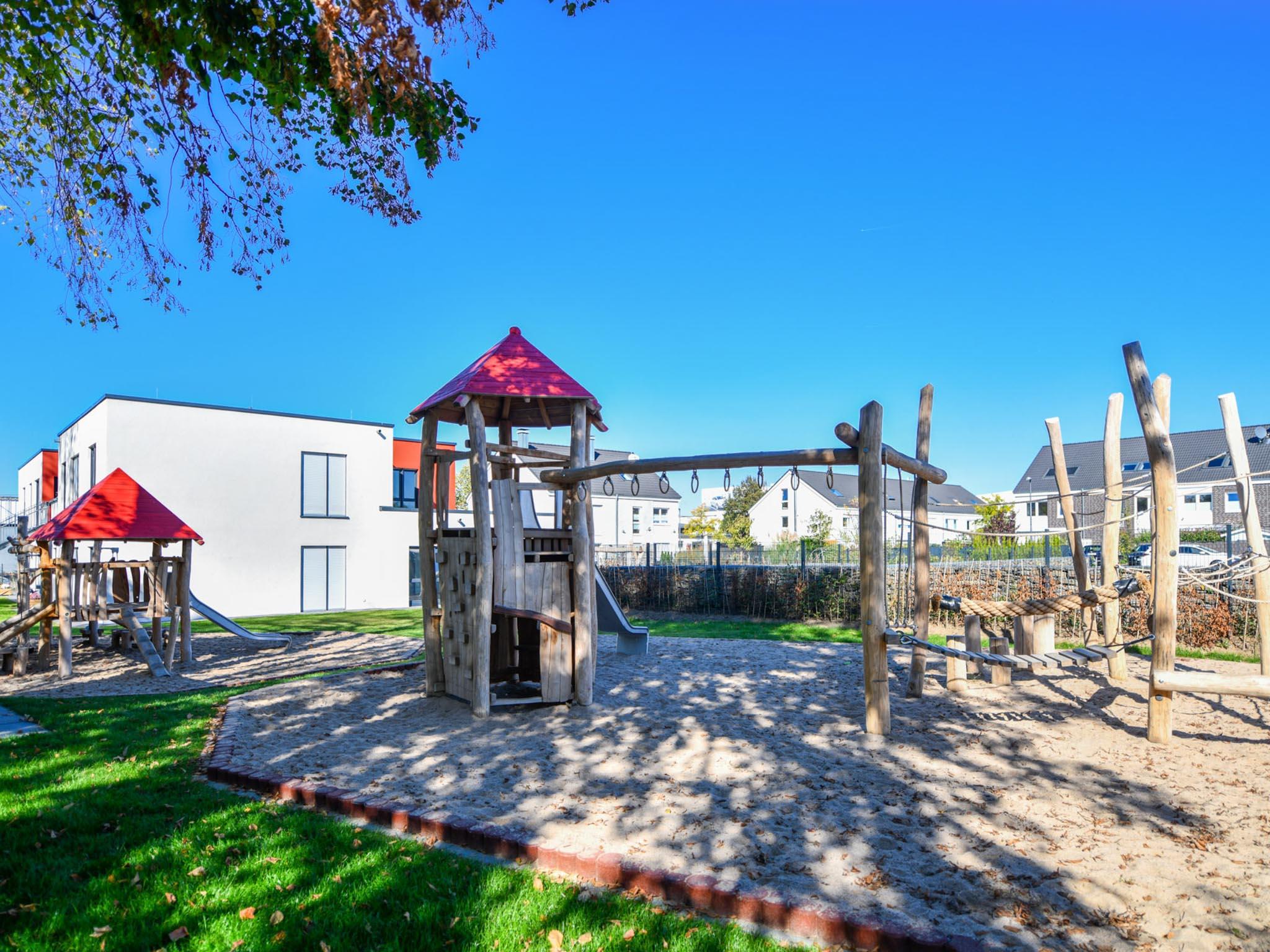 Kindergarten Neubau von Verfuß
