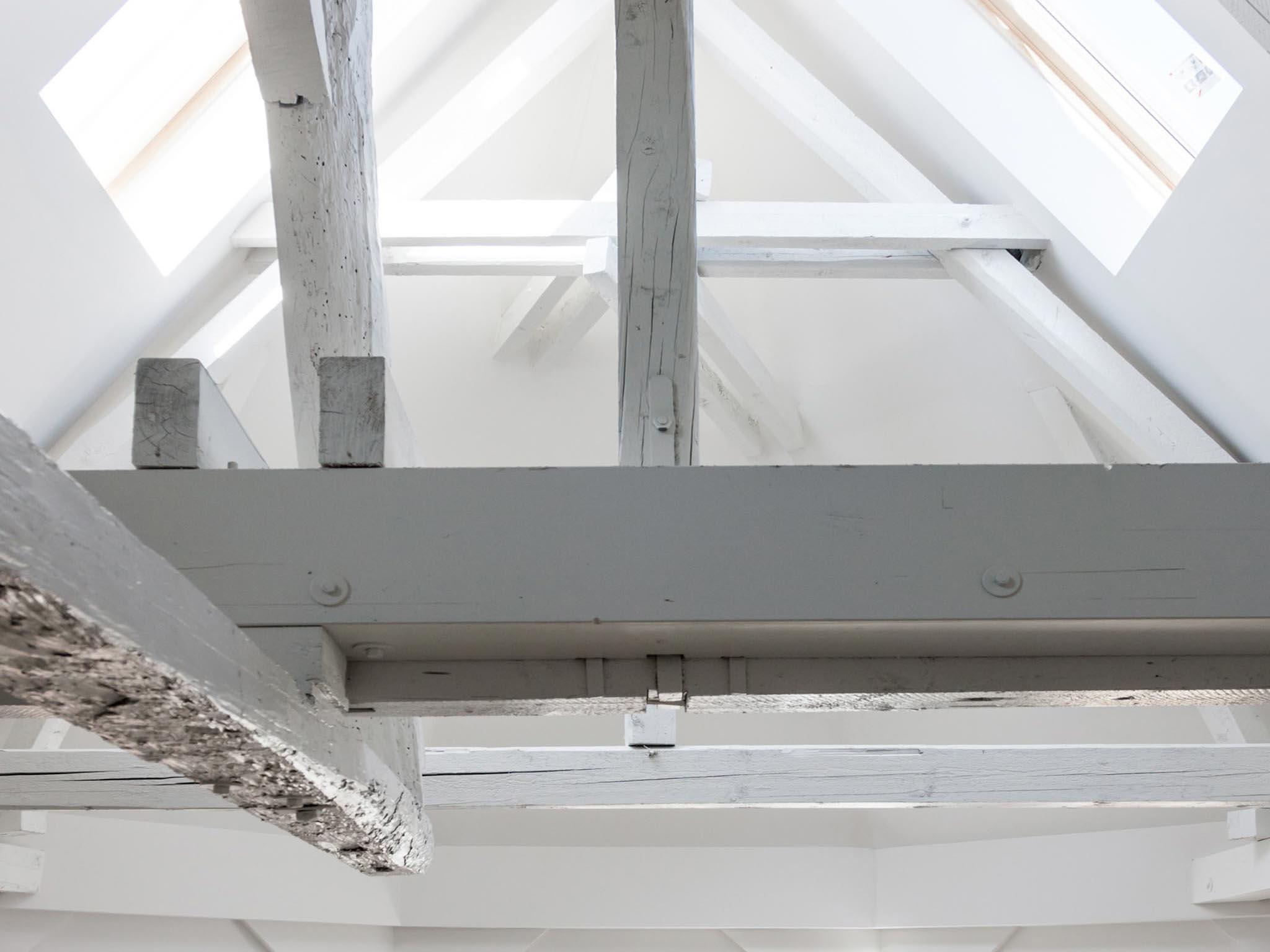 Energetisch saniertes Dachgeschoss