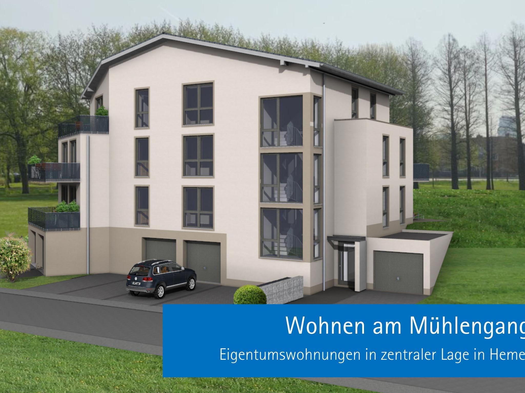 Bauträgerprojekt: Wohnen am Mühlengang