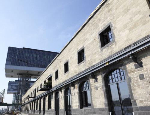 Zollhalle 12 in Köln Rheinauhafen